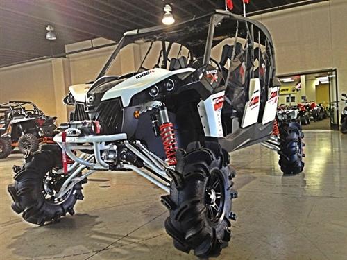 Gorilla Silverback Mud Tire Amp Sti Wheel Package Gorilla