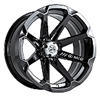 MotoSport M12 Diesel Wheels 14x7 and 15x7 in Black or Chrome
