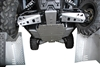 Pro Armor Rear Skid Plate | 2008-2012 Polaris RZR 800 | RZR-S | RZR-4 | Aftermarket | UTV Parts | Safety | 2008 2009 2010 2011 2012 | Adrenaline Junkee | AJ