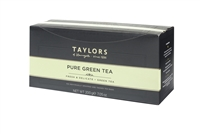 Taylors of Harrogate Pure Green Tea - 100  Wrapped Tea Bags