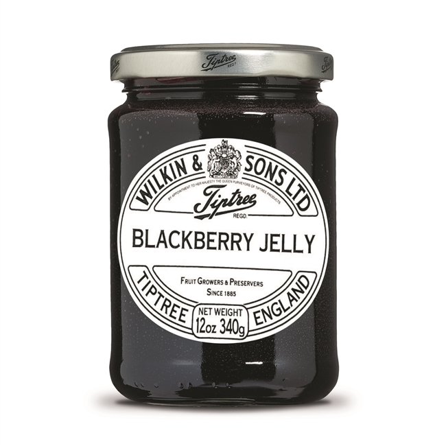 Blackberry Jelly (Case of 6)