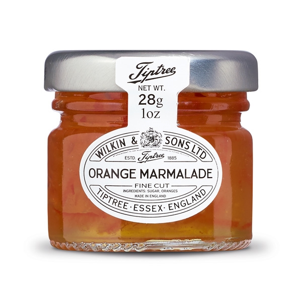Orange Marmalade, Fine Cut 28g (Case of 72)