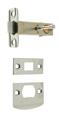 "2-3/8"" Backset, Privacy Tubular Latch"