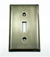 28012 - Square Single Switch Plate
