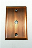 Square Single Antenna Plate