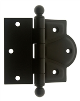 "80003 3-1/2"" x 4-3/8"" Cabinet & Door Half Surface Offset Hinge (PAIR)"