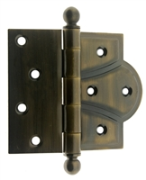 "80004 4"" x 5-1/8"" Cabinet & Door Half Surface Offset Hinge (PAIR)"
