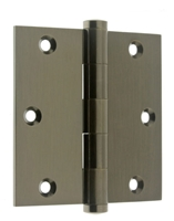 "83535 3"" x 3"" Full Mortise Door Hinge (PAIR)"