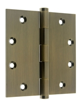 "84545 4-1/2"" x 4-1/2"" Full Mortise Door Hinge (PAIR)"