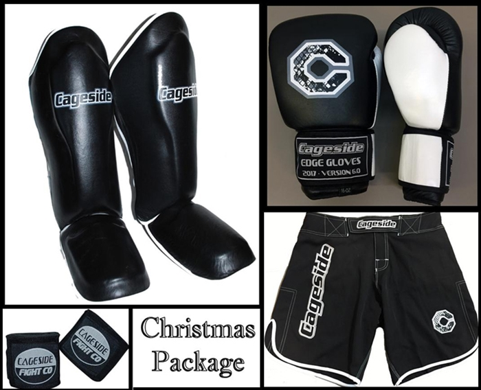 "Cageside Kickboxing ""Christmas Package"""