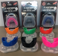 "Cageside ""True Fit"" Mouthguards (Adult and Youth)"