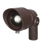 Kichler 16000BBR27 LED Spot Light, 3W 12V - 2700K - Bronzed Brass