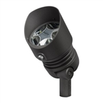 Kichler 16006BKT30 LED Spot Light, 6.5W 12V - 3000K - Textured Black