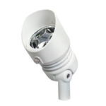 Kichler 16200WHT30 LED Spot Light, 12.5W Design Pro 120V - 3000K - Textured White