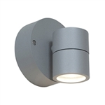 Access Lighting - KO Wet Location Spotlight - 20350MGLED-SAT-CLR