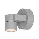 Access Lighting - KO Wet Location Spotlight - 20351MGLED-SAT-CLR