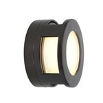 Access Lighting - Nymph Wet Location Wall Fixture - 20375MGLED-BRZ-FST