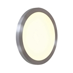 Access Lighting - LEDORB Wet Location Wall Fixture - 20394LED-SAT-ACR
