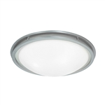 Access Lighting - Aztec Flush Mount - 20456LED-BS-WHT