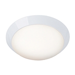 Access Lighting - Cobalt Flush Mount - 20624LED-WH-OPL
