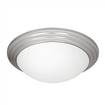 Access Lighting - Strata Flush Mount - 20651LED-BS-OPL