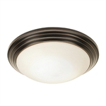 Access Lighting - Strata Flush Mount - 20651LED-ORB-OPL