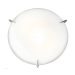 Access Lighting - Zenon Flush Mount - 20661LED-BS-OPL