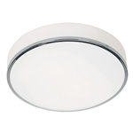 Access Lighting - Aero Flush Mount - 20671LED-CH-OPL