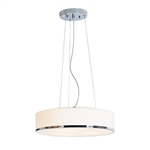 Access Lighting - Aero Dimmable Flush Mount Pendant - 20673LEDD-CH-OPL