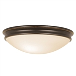 Access Lighting - Atom Flush Mount - 20725LED-ORB-OPL