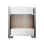 Access Lighting - Iron Wall Fixture - 20739LED-BS-OPL