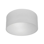 Access Lighting - TomTom Flush Mount - 20745LED-WH-FST