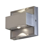 Access Lighting - ZyZx Wet Location Wallwasher - 23064MGLED-SAT