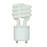 Kichler 4074 Light Bulb, 11W GU24 Spiral SBCFL - Frosted (Open Box Item)