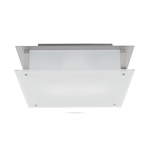 Access Lighting - Vision Flush Mount - 50030LED-BS-FST