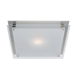 Access Lighting - Vision Flush Mount - 50032LEDD-BS-FST