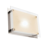 Access Lighting - Vision Flush Mount - 50034LED-BS-FST