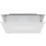 Access Lighting - Vision Dimmable Flush Mount - 50035LEDD-BS-FST