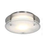 Access Lighting - VisionRound Flush Mount - 50036LED-BS-FST