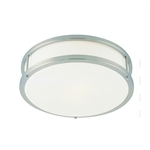 Access Lighting - Conga Flush Mount - 50079LED-BS-OPL