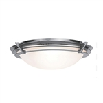 Access Lighting - Saturn Flush Mount - 50092LED-BS-FST