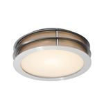 Access Lighting - Iron Flush Mount - 50130LED-BS-FST