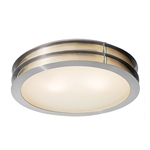 Access Lighting - Iron Flush Mount - 50131LED-BS-FST