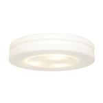 Access Lighting - Altum Flush Mount - 50188LED-WH-OPL