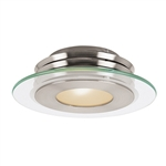 Access Lighting - Helius Flush Mount - 50480LED-BS-CFR
