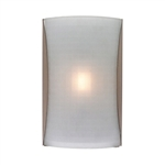 Access Lighting - Radon Wall Fixture - 62050LED-BS-CKF