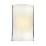 Access Lighting - Radon Wall Fixture - 62050LED-BS-OPL