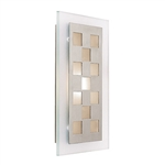 Access Lighting - Aquarius Wall Fixture - 62095LED-BS-FST