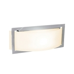 Access Lighting - Argon Wall Fixture - 62104LED-BS-OPL