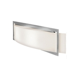 Access Lighting - Argon Wall Fixture - 62105LED-BS-OPL